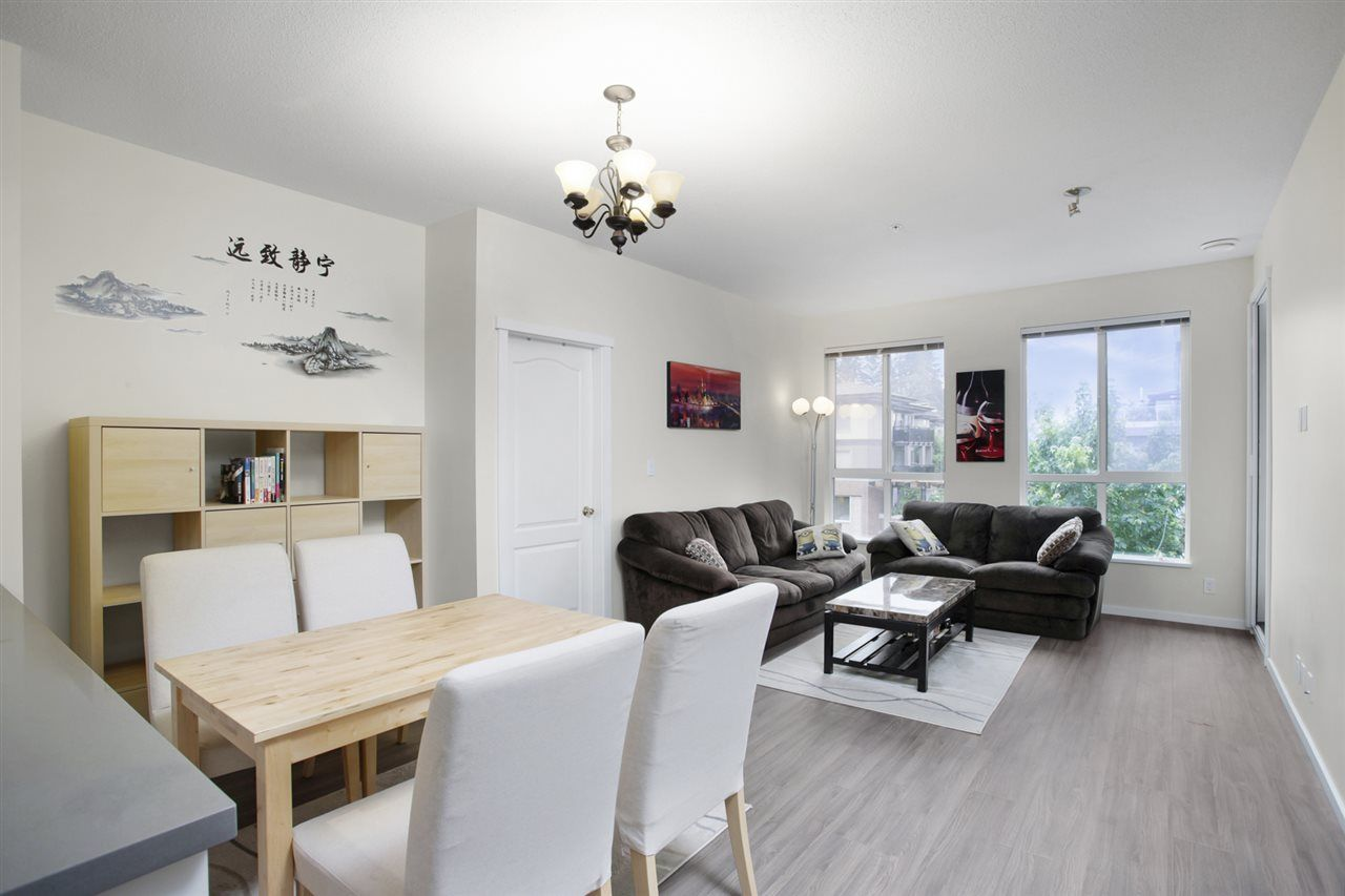 Main Photo: 316 3107 WINDSOR GATE in Coquitlam: New Horizons Condo for sale : MLS®# R2474803