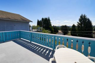Photo 18: 122 E DURHAM Street in New Westminster: The Heights NW House for sale : MLS®# R2066936