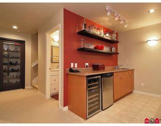 """Photo 7: 43 16655 64TH Avenue in Surrey: Cloverdale BC Townhouse for sale in """"Ridgewoods @ Northview"""" (Cloverdale)  : MLS®# F2822029"""