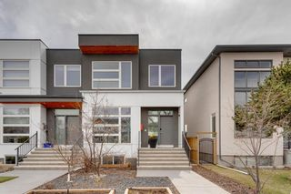 Photo 1: 441 22 Avenue NE in Calgary: Winston Heights/Mountview Semi Detached for sale : MLS®# A1106581