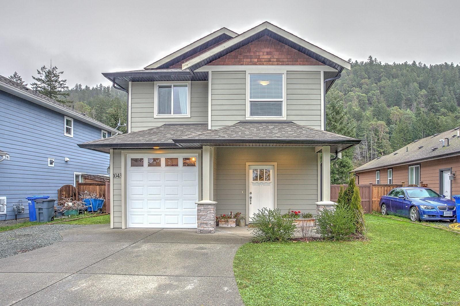 Main Photo: 1043 Skylar Cir in : ML Shawnigan House for sale (Malahat & Area)  : MLS®# 861908