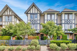 """Photo 1: 80 20875 80 Avenue in Langley: Willoughby Heights Townhouse for sale in """"PEPPERWOOD"""" : MLS®# R2608631"""