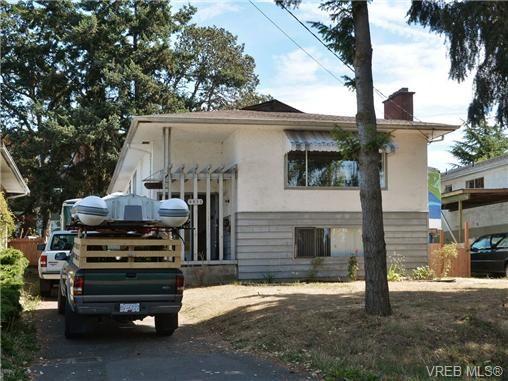 Main Photo: 4033 Lakehill Pl in VICTORIA: SE Lambrick Park House for sale (Saanich East)  : MLS®# 715997