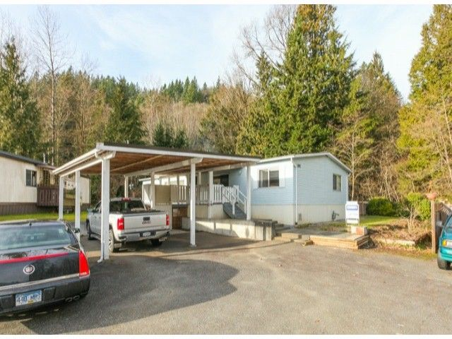"""Main Photo: 26 10221 WILSON Road in Mission: Stave Falls Manufactured Home for sale in """"TRIPLE CREEK ESTATES"""" : MLS®# F1428351"""