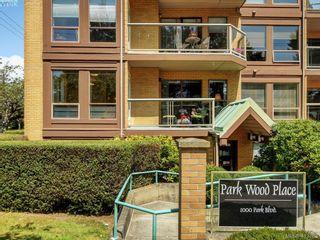 Photo 21: 201 1000 Park Blvd in VICTORIA: Vi Fairfield West Condo for sale (Victoria)  : MLS®# 820574