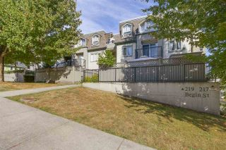 """Photo 4: 102 219 BEGIN Street in Coquitlam: Maillardville Townhouse for sale in """"PLACE FOUNTAINE BLEU"""" : MLS®# R2206798"""