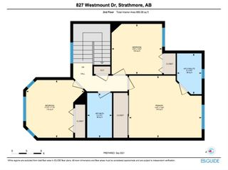 Photo 29: 827 Westmount Drive: Strathmore Semi Detached for sale : MLS®# A1145656