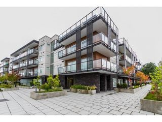 """Photo 1: 308 12070 227 Street in Maple Ridge: East Central Condo for sale in """"STATION ONE"""" : MLS®# R2163386"""