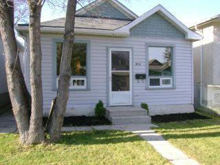 Photo 10: 356 KENSINGTON Street in WINNIPEG: St James Residential for sale (West Winnipeg)  : MLS®# 1021814