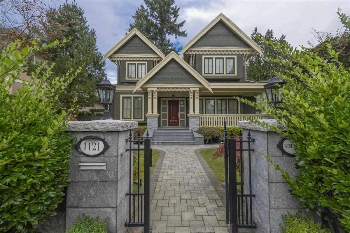 Main Photo: 1121 W 39TH Avenue in Vancouver: Shaughnessy House for sale (Vancouver West)  : MLS®# R2593270
