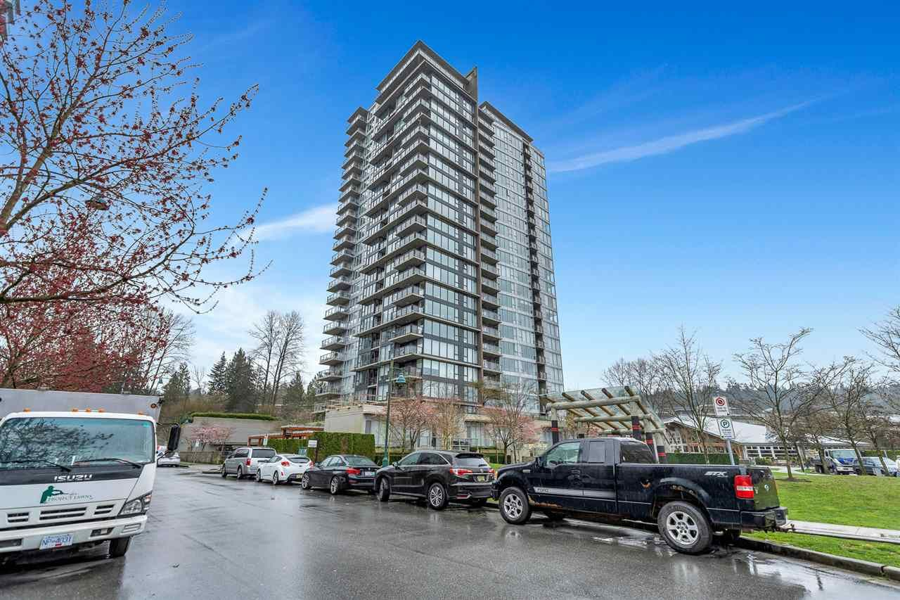 """Main Photo: 1503 651 NOOTKA Way in Port Moody: Port Moody Centre Condo for sale in """"SAHALEE"""" : MLS®# R2560691"""