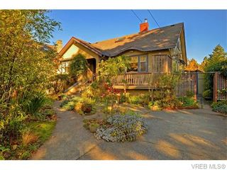 Photo 1: 1332 Carnsew St in VICTORIA: Vi Fairfield West House for sale (Victoria)  : MLS®# 744346