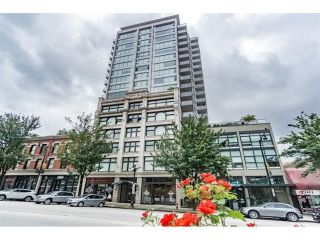 """Photo 1: 1206 668 COLUMBIA Street in New Westminster: Quay Condo for sale in """"Trapp Holbrook"""" : MLS®# R2185349"""