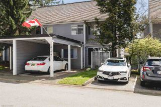 Photo 1: 8175 FOREST GROVE DRIVE in Burnaby: Forest Hills BN Townhouse for sale (Burnaby North)  : MLS®# R2259873
