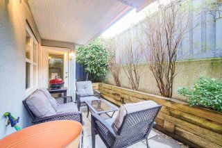 """Photo 23: 105 8728 SW MARINE Drive in Vancouver: Marpole Condo for sale in """"RIVERVIEW COURT"""" (Vancouver West)  : MLS®# R2582208"""