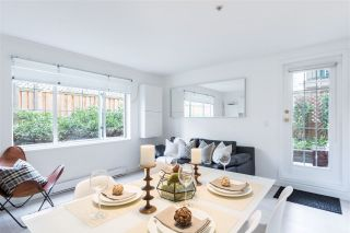 """Photo 3: 103 929 W 16TH Avenue in Vancouver: Fairview VW Condo for sale in """"Oakview Gardens"""" (Vancouver West)  : MLS®# R2369711"""