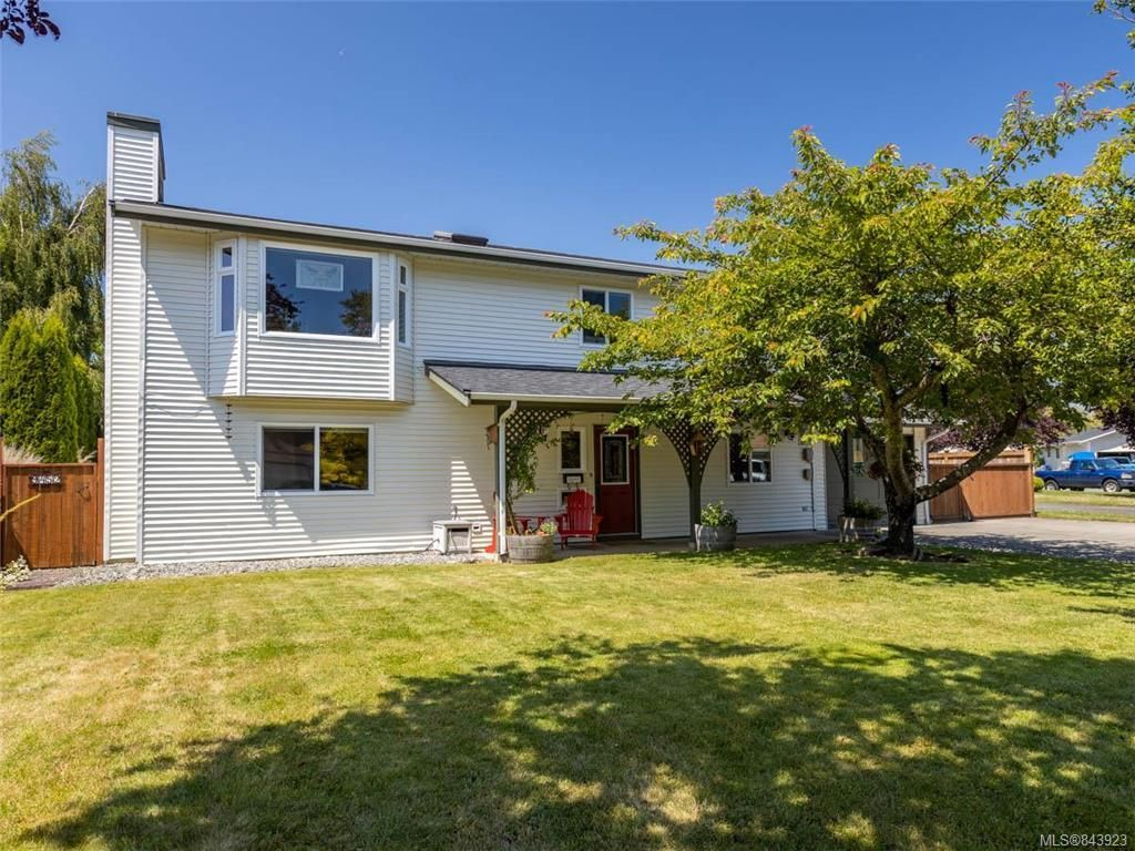 Main Photo: 9452 Braun Cres in Sidney: Si Sidney South-West House for sale : MLS®# 843923