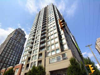 Photo 1: 503 1001 Homer Street in The Bentley: Yaletown Home for sale ()