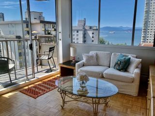 Photo 7: 1101 1251 CARDERO STREET in Vancouver: West End VW Condo for sale (Vancouver West)  : MLS®# R2605106