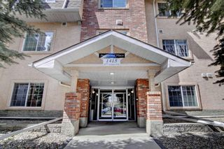 Photo 1: 305 1415 17 Street SE in Calgary: Inglewood Apartment for sale : MLS®# A1102652