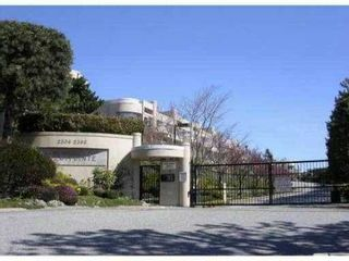 """Photo 1: 2375 FOLKESTONE WY in West Vancouver: Panorama Village Condo for sale in """"WESTPOINTE"""" : MLS®# V867303"""