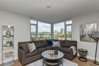 """Photo 8: 503 210 SALTER Street in New Westminster: Queensborough Condo for sale in """"PENINSULA"""" : MLS®# R2579738"""
