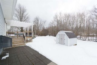 Photo 30: 211 Marster Avenue in Berwick: 404-Kings County Residential for sale (Annapolis Valley)  : MLS®# 202003516