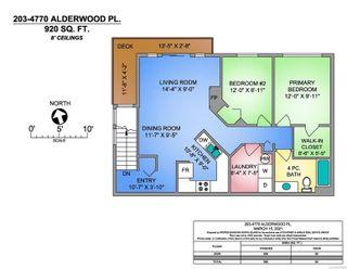 Photo 9: 203 4700 Alderwood Pl in : CV Courtenay East Condo for sale (Comox Valley)  : MLS®# 876282