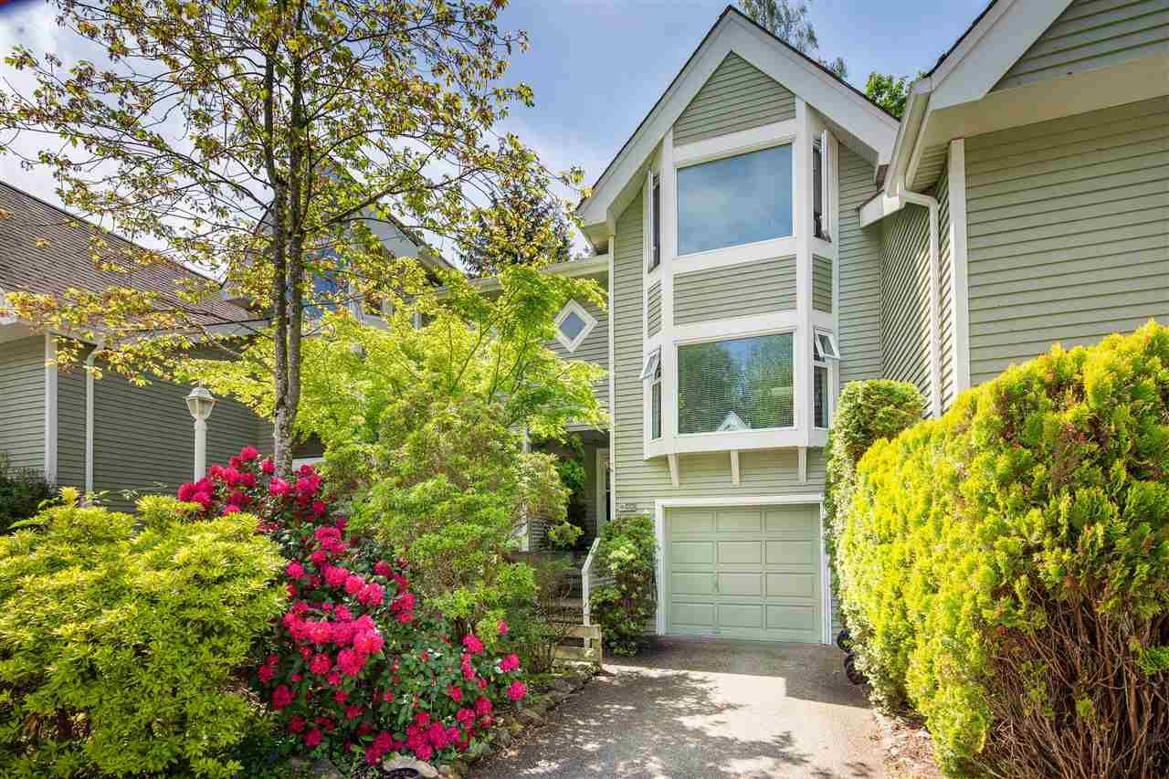 Main Photo: 3337 FLAGSTAFF PLACE in Vancouver: Champlain Heights Townhouse for sale (Vancouver East)  : MLS®# R2362868