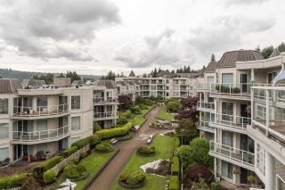 """Photo 2: 404 1220 LASALLE Place in Coquitlam: Canyon Springs Condo for sale in """"Mountainside Place"""" : MLS®# R2465638"""
