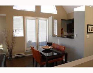 "Photo 4: 795 W 15TH Avenue in Vancouver: Fairview VW Townhouse for sale in ""WILLOW PLACE"" (Vancouver West)  : MLS®# V758859"