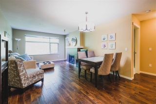 """Photo 2: 302 400 KLAHANIE Drive in Port Moody: Port Moody Centre Condo for sale in """"TIDES"""" : MLS®# R2170542"""