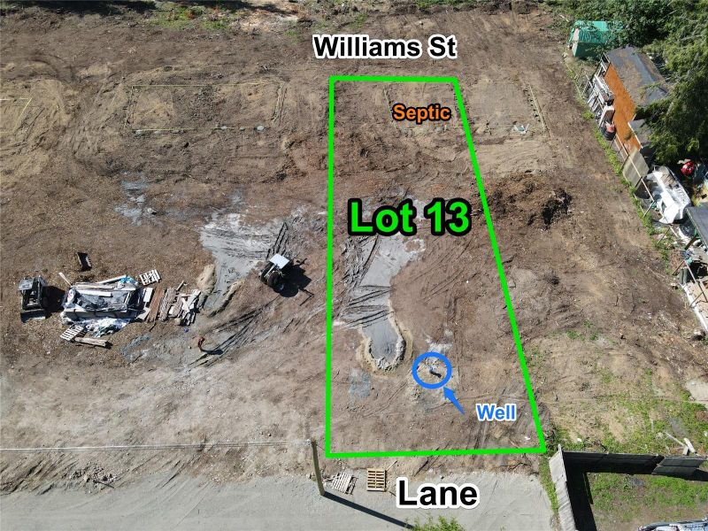 FEATURED LISTING: Lot 13 Williams St
