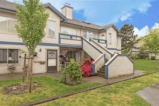 "Photo 1: 105 7837 120A Street in Surrey: West Newton Townhouse for sale in ""Berkshyre Gardens"" : MLS®# R2371000"