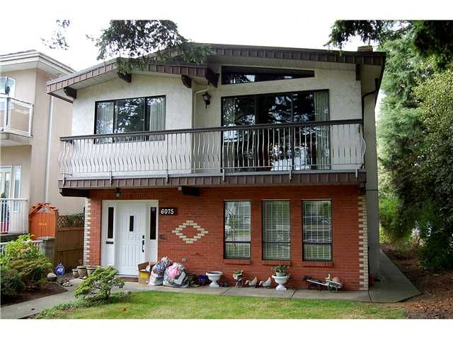 Photo 1: Photos: 6075 CHESTER ST in Vancouver: Fraser VE House for sale (Vancouver East)  : MLS®# V913819