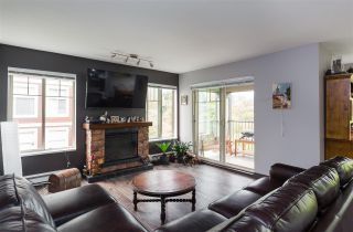 "Photo 2: 313 2468 ATKINS Avenue in Port Coquitlam: Central Pt Coquitlam Condo for sale in ""THE BORDEAUX"" : MLS®# R2202920"