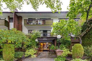 Photo 1: 113 6669 TELFORD Avenue in Burnaby: Metrotown Condo for sale (Burnaby South)  : MLS®# R2214501
