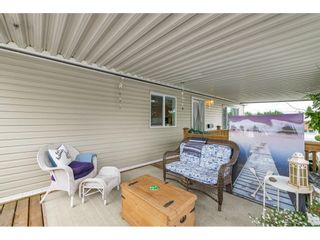 """Photo 24: 38 15875 20 Avenue in Surrey: King George Corridor Manufactured Home for sale in """"Sea Ridge Bays"""" (South Surrey White Rock)  : MLS®# R2616813"""