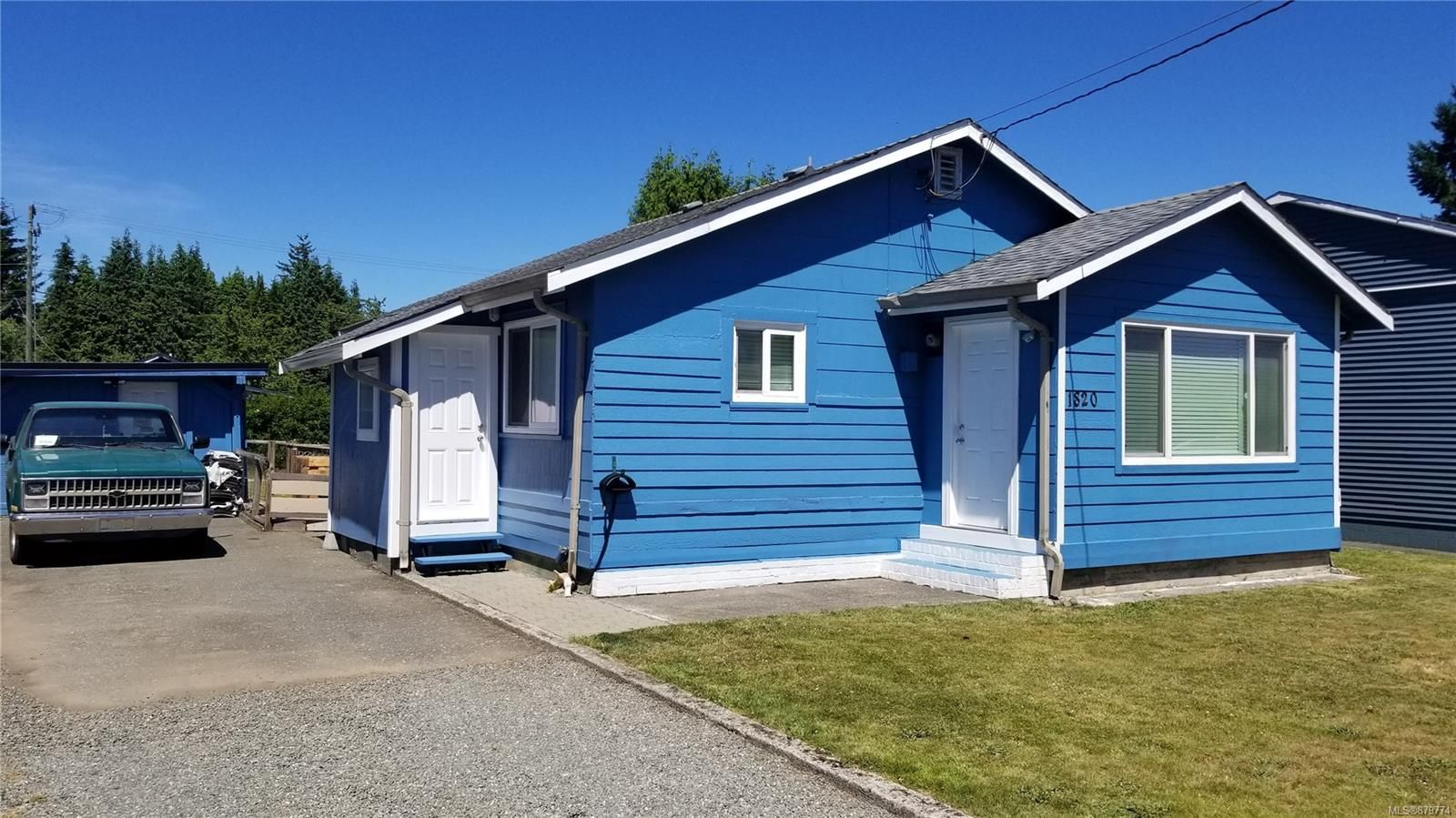 Main Photo: 1820 15th Ave in Campbell River: CR Campbellton House for sale : MLS®# 879774