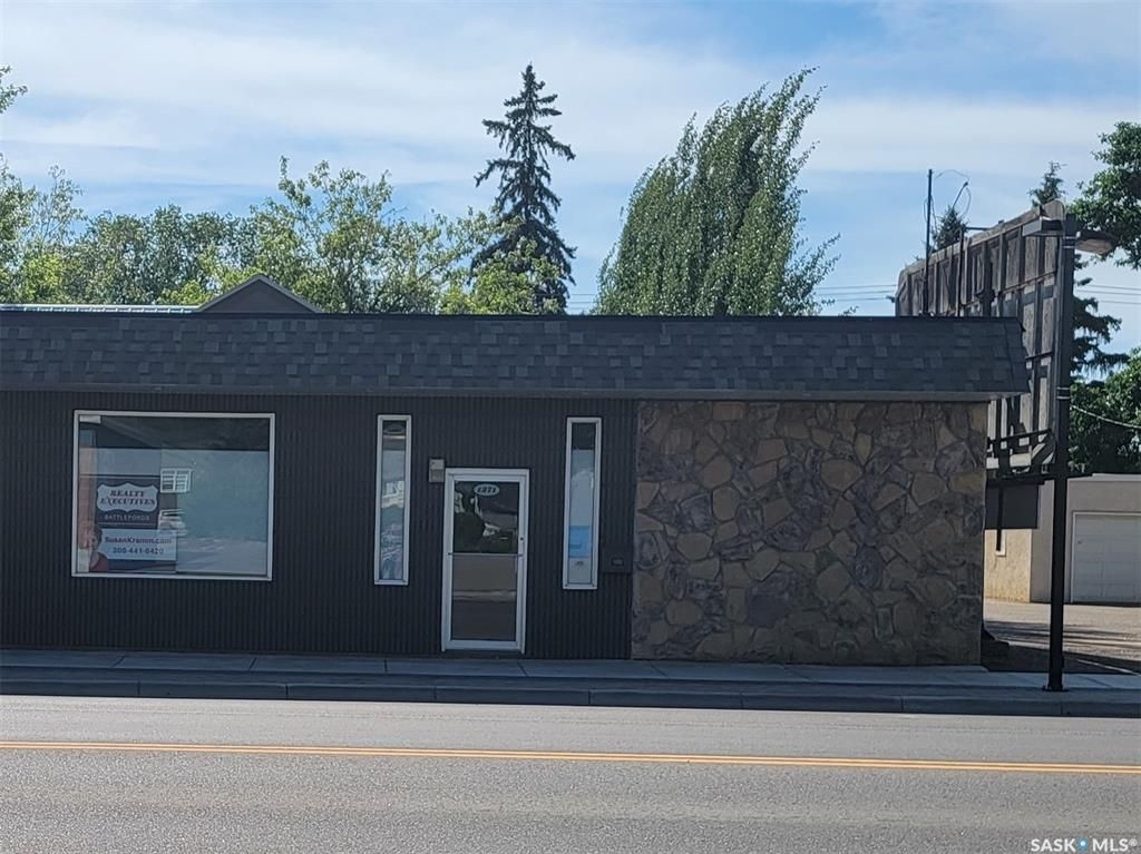 Main Photo: 1371B 100th Street in North Battleford: Downtown Commercial for lease : MLS®# SK865239