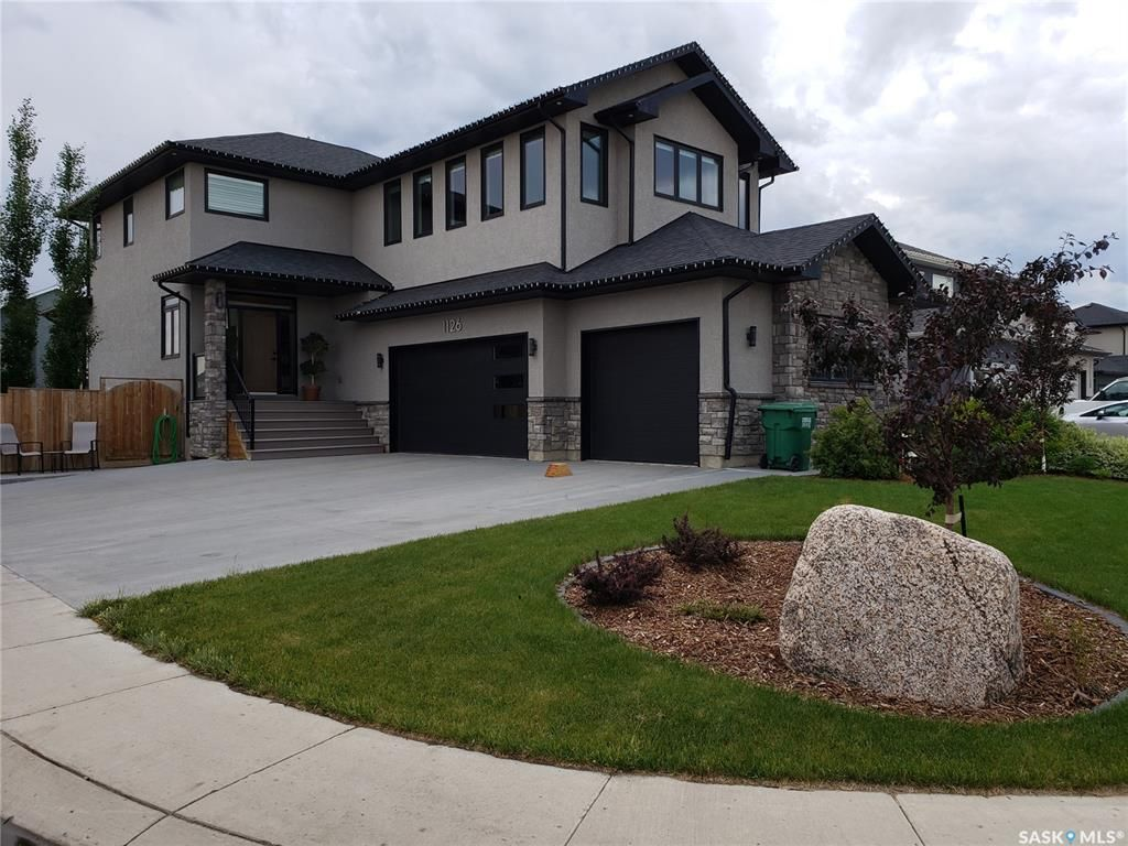 Main Photo: 1126 Werschner Crescent in Saskatoon: Rosewood Residential for sale : MLS®# SK861184