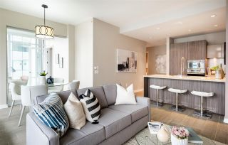 """Photo 1: 408 1633 ONTARIO Street in Vancouver: False Creek Condo for sale in """"KAYAK-Village on The Creek"""" (Vancouver West)  : MLS®# R2471926"""
