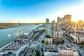 """Photo 30: 1911 668 COLUMBIA Street in New Westminster: Quay Condo for sale in """"Trapp + Holbrook"""" : MLS®# R2622258"""