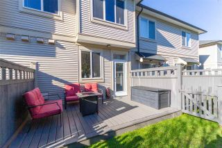 """Photo 16: 147 7938 209 Street in Langley: Willoughby Heights Townhouse for sale in """"RED MAPLE PARK"""" : MLS®# R2537088"""
