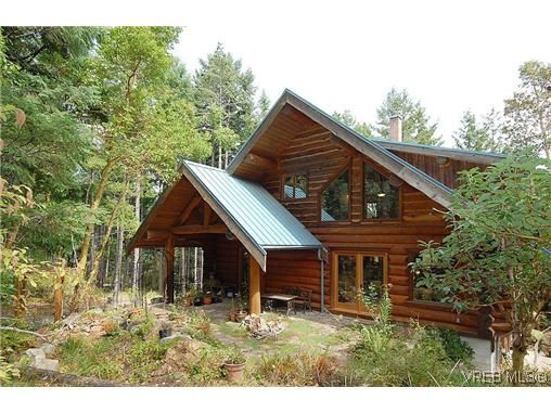 Main Photo: 220 Old Mossy Rd in Victoria: Hi Western Highlands House for sale (Highlands)  : MLS®# 267263