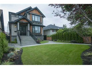 Photo 1: 2969 W 41ST Avenue in Vancouver: Kerrisdale House for sale (Vancouver West)  : MLS®# V1095941