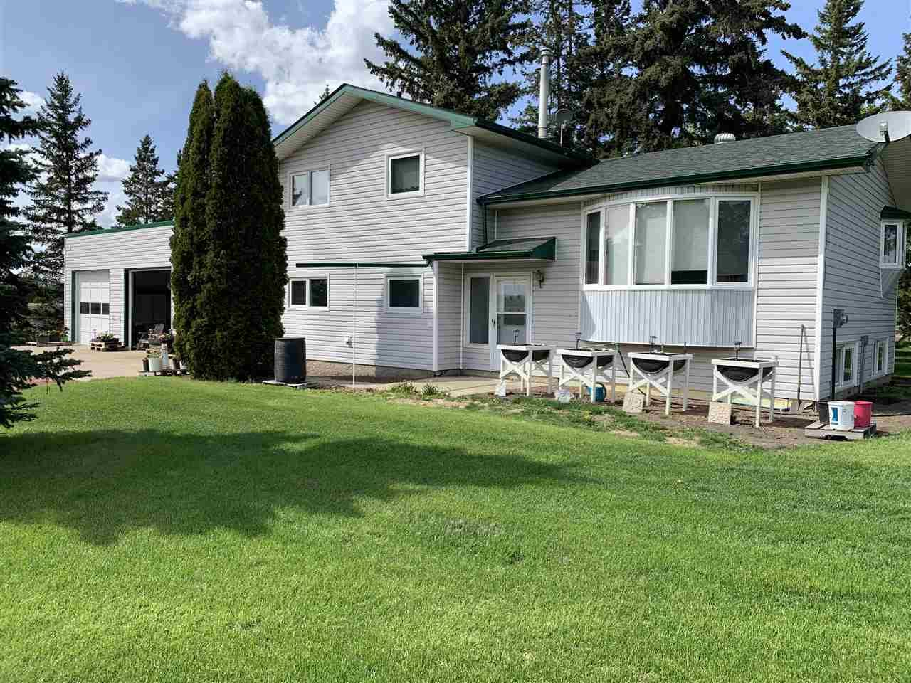 Main Photo: 25328 TWP RD 580: Rural Sturgeon County House for sale : MLS®# E4230642