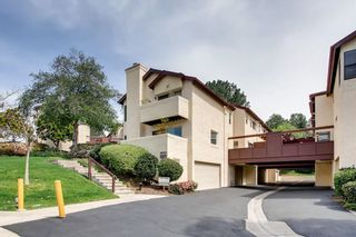 Photo 3: LINDA VISTA Townhouse for sale : 1 bedrooms : 6665 Canyon Rim Row #223 in San Diego