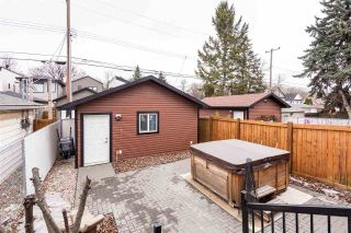 Photo 38: 9508 70 Avenue in Edmonton: Zone 17 House Half Duplex for sale : MLS®# E4236886