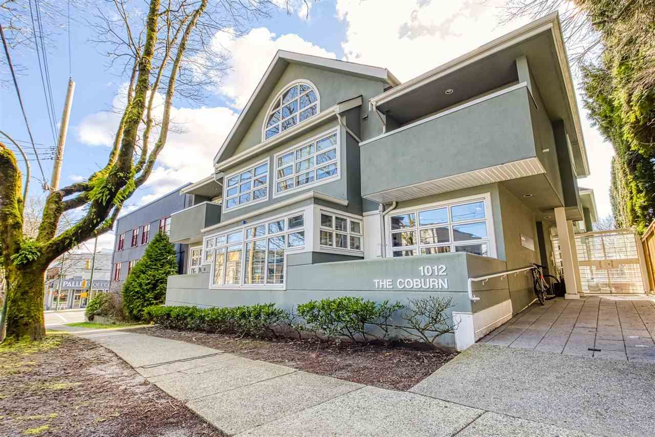 "Main Photo: 301 1012 BALFOUR Avenue in Vancouver: Shaughnessy Condo for sale in ""The Colburn"" (Vancouver West)  : MLS®# R2443850"